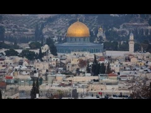 World weighs on Trump plan to move US embassy to Jerusalem