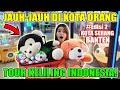 TOUR KELILING INDONESIA!! EDISI 2| BORONG BONEKA DI TIMEZONE MALL OF SERANG BANTEN!!