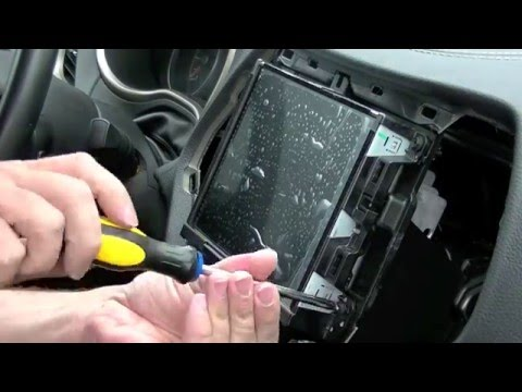 2014-2017 Jeep Cherokee Factory GPS Navigation Radio Upgrade - Easy Plug & Play Install!