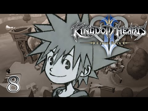MEMORY LANE - Let's Play - Kingdom Hearts 2 Final Mix HD - 8 - Walkthrough Playthrough