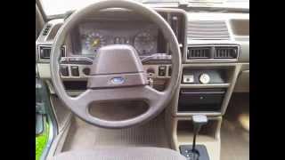 Ford Orion 1985 rok.  52 tyś przebiegu