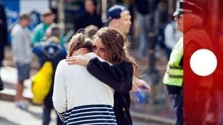 Boston Marathon blasts aftermath