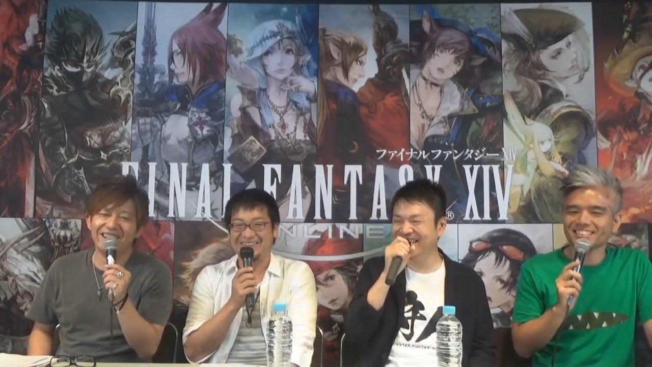 FINAL FANTASY XIV Letter from the Producer LIVE Part XLV   YouTube