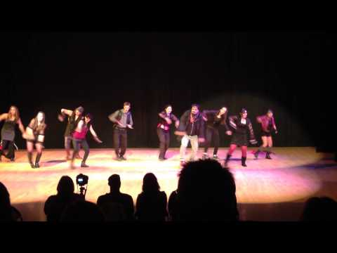 Janet Jackson Doesn't Really Matter by Velvet at CCSF 4/26/2104 Video 1