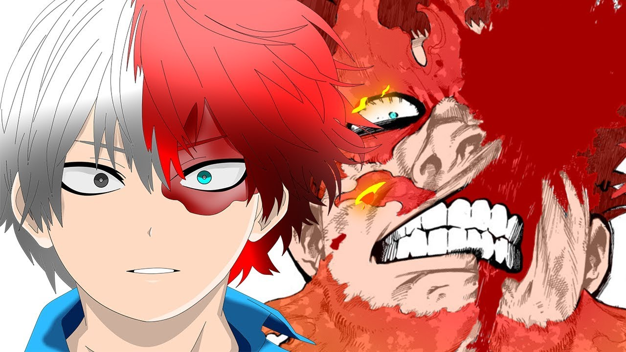 TODOROKI IS MAD! | My Hero Academia Chapter 188 Review