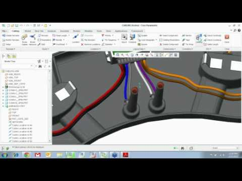 Creo Piping and Cabling Extension (PCX) Webinar