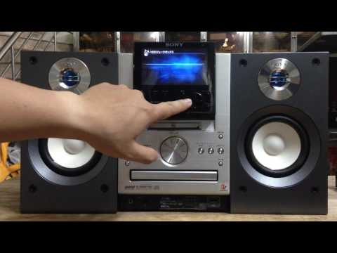 Sony NAS-M70HD