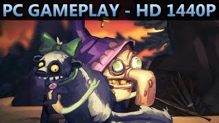 Zombie Vikings | PC GAMEPLAY | HD 1440P