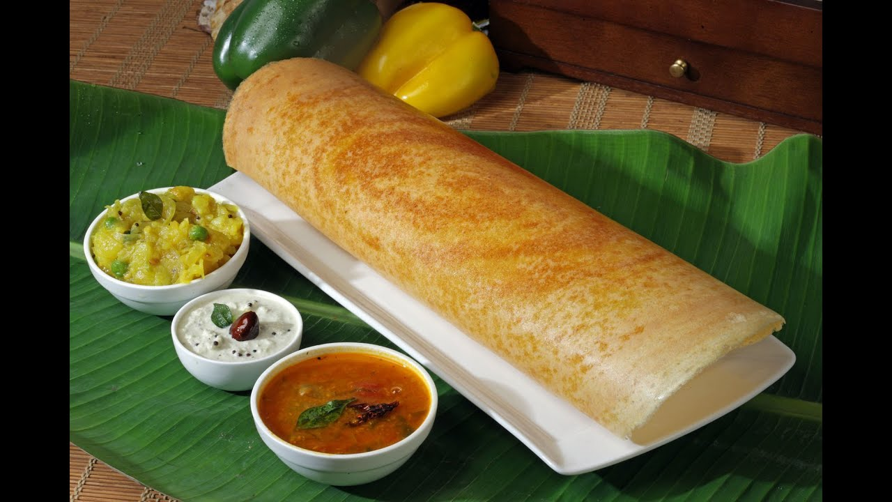 Plain Dosa World's Best Masala Do...
