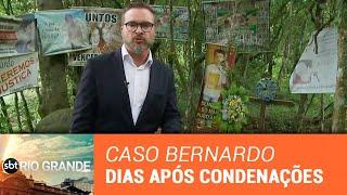 Comunidade comemorou condenação dos réus do Caso Bernardo - SBT Rio Grande - 18/03/19