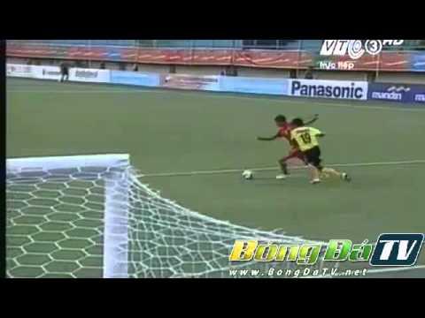 U23 Việt Nam 8-0 U23 Brunei, SEA Games 26