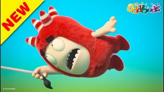 Oddbods | NEW | COUNTRY COWBOY FUSE | Funny Cartoons For Kids