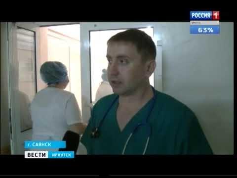 Один человек пострадал при взрыве в подъезде жилого дома в Саянске