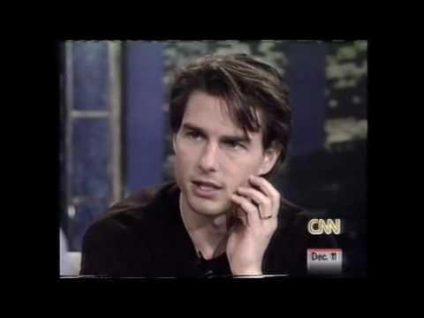 Larry King Interviews Tom Cruise 1996