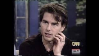 Larry King Interviews Tom Cruise 1996