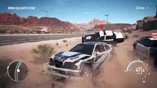 Need for Speed™ Payback Stillgelegtes Auto BMW M3 GTR