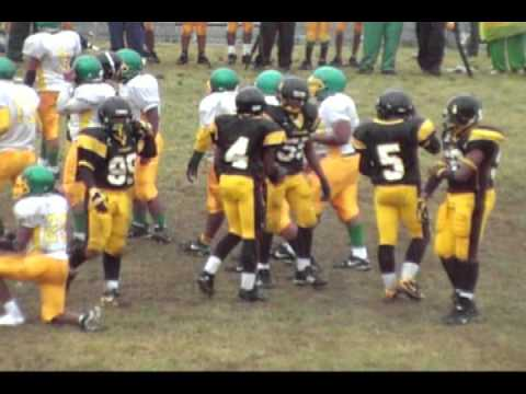 Broncos vs. Steelers (A-Team) Game Highlights (9-1...