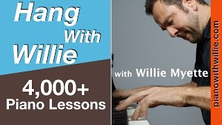 HangWithWillie - Episode #3 - Filling Out Chord Progressions