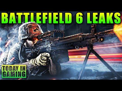Battlefield 6 Leaks - Apex Season 8 - Today In Gaming