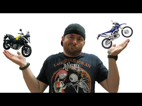 Dual Sport Motorcycles VS Adventure Touring Motorcycles