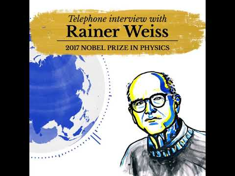 """""""Space is enormously stiff. You can't squish it."""" Rainer Weiss, 2017 Nobel Laureate in Physics"""