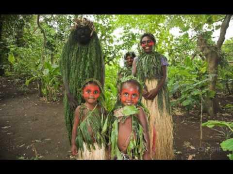 Vanuatu y su Música