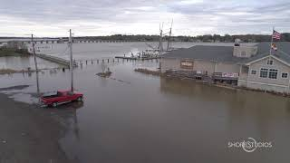 Flooded Chestertown Waterfront | April 2018