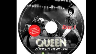 Queen Zurich 30 04 78   Marino tape   CD2  16   God Save The Queen