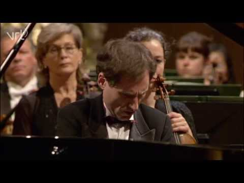 Boris Giltburg plays Prokofiev Concerto No. 2 in G minor, Op. 16