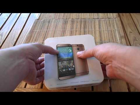Обзор HTC One M8S Часть 1