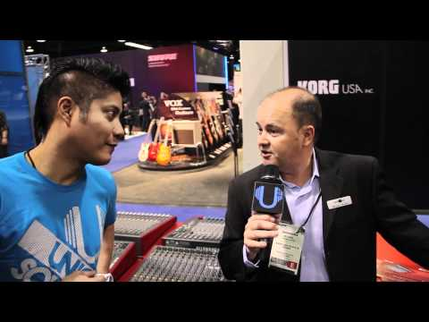 Allen & Heath Zed 16FX and Zed 18 [NAMM 2012 First Look] | UniqueSquared.com