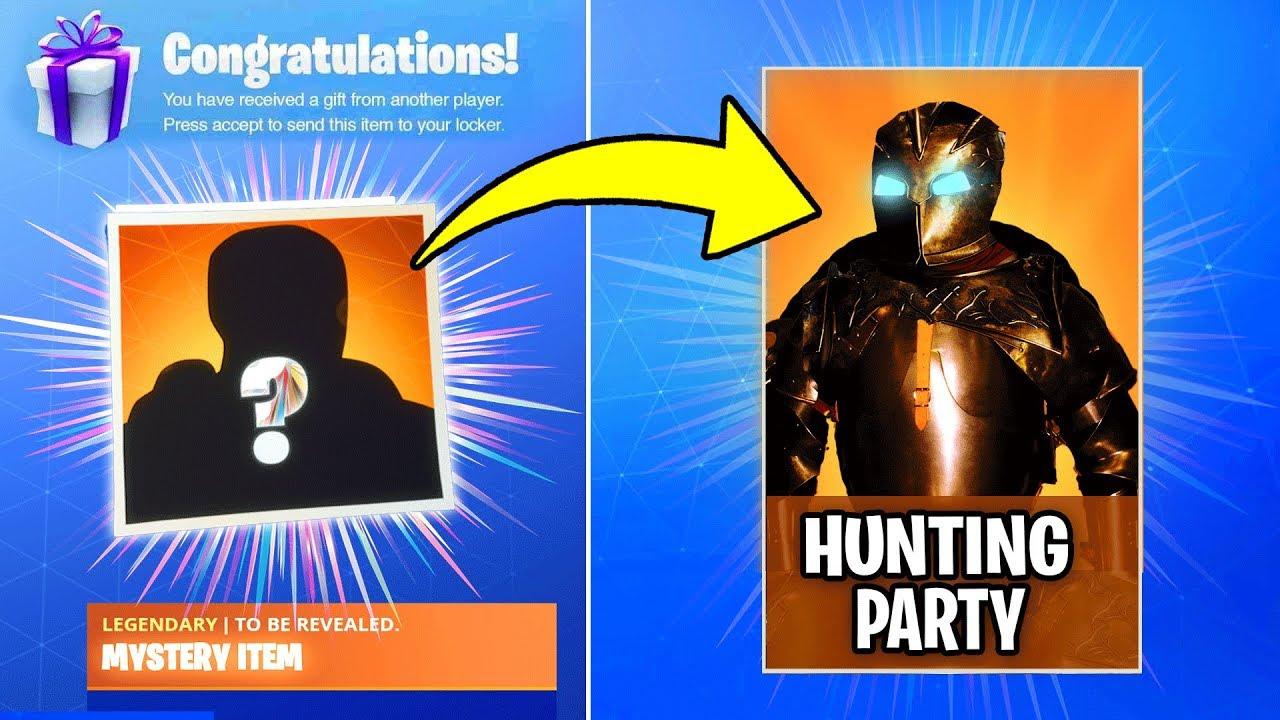 Hunting Party Skin Coming In Fortnite Season 6 Secret Skin