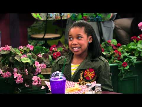 New Episode -- Guest Star Michelle Obama -- JESSIE -- Disney Channel Official
