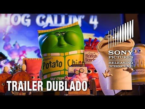 Festa Da Salsicha   Trailer Dublado   Hoje nos cinemas