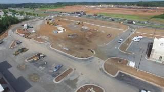 Ernst Concrete   Dawson Crossroads Publix and Retail Shops 071116