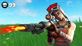 I HAVE A AIMBOT AT SNIPER! (Fatal Cup) FORTNITE