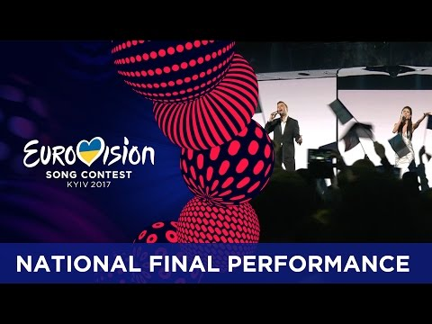 Koit Toome and Laura - Verona (Estonia) Eurovision 2017 - National Final Performance