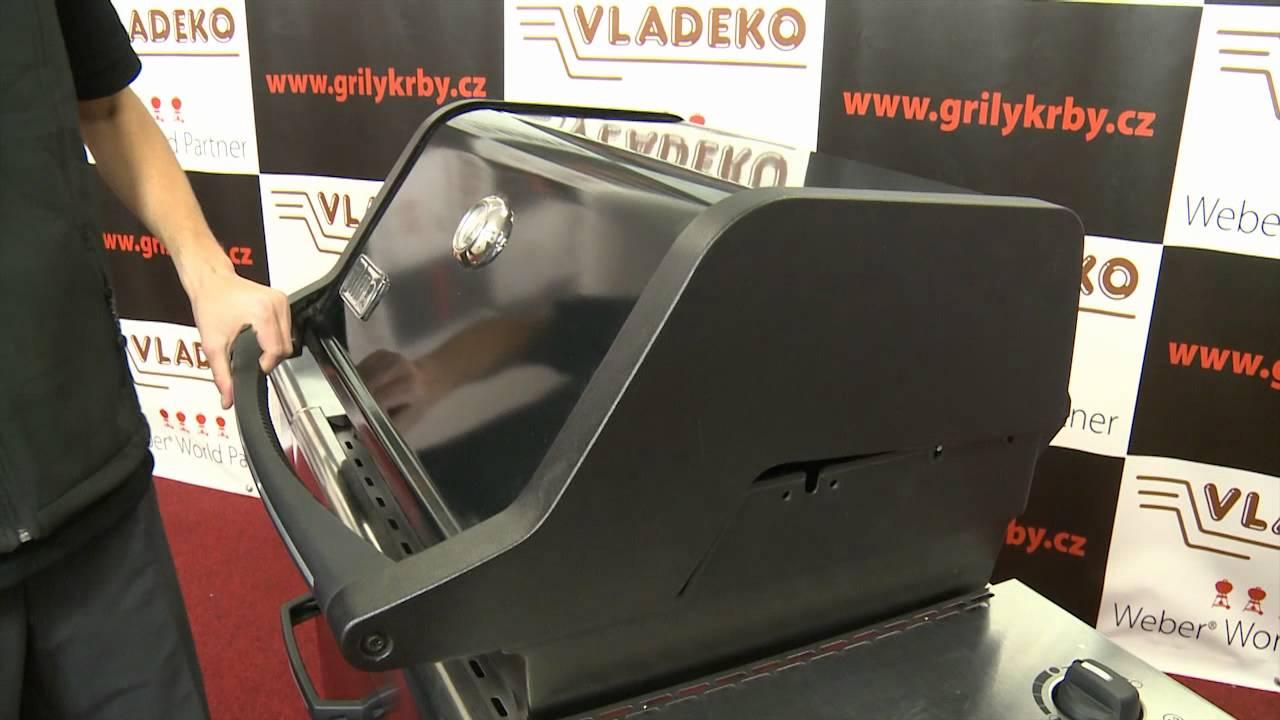 gril weber spirit e 310 pr mium ern. Black Bedroom Furniture Sets. Home Design Ideas