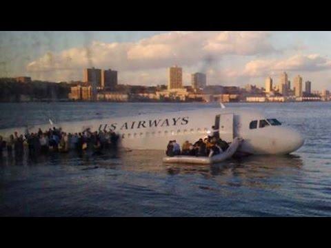 Miracle sur l'Hudson - US Airways 1549 - Cactus 1549