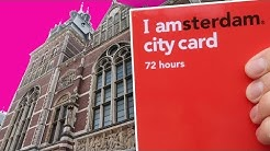 Things to do with the I Amsterdam City Card?