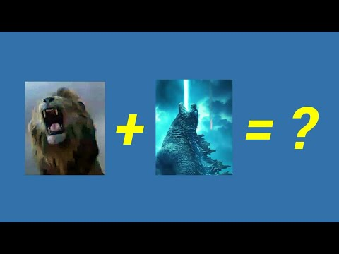 The Lion King + Godzilla (King Of The Monsters) = ?