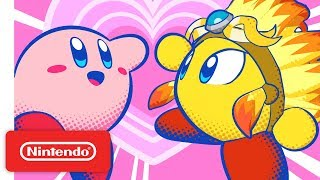 Download Kirby Star Allies: Launch Trailer - Nintendo Switch Mp3 and Videos