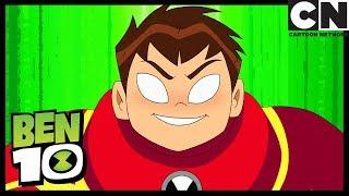 Ben 10 | Ben Verwandelt Sich In Eine Riesige | Große Ben 10 | Cartoon Network