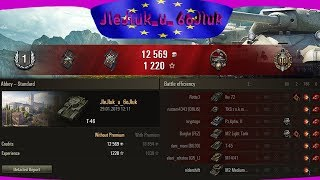 Wot Советский танк т 46 Путь воина