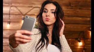 Women Using Filters On Phones Instead Of Plastic Surgery