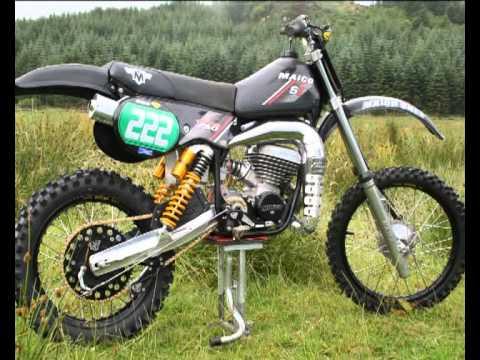 The New Twinshock Motocrosser Maico 250 S1  YouTube