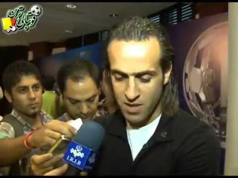 Ali Karimi- The Holy 8: Nomination Interview : 2012 AFC Player Of The Year