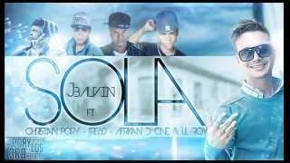 Sola Remix - J Balvin Ft Varios Artistas