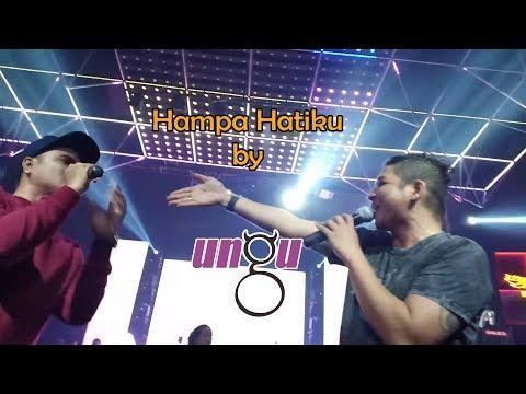Ungu - Hampa Hatiku Live in Concert Boshe Jogja ft Audien   Auto Bikin Ngakak