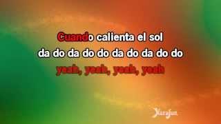 Karaoke Cuando calienta el sol - Luis Miguel *